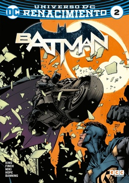 BATMAN # 02 (2017)