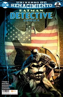 DETECTIVE COMICS # 02 (2017)
