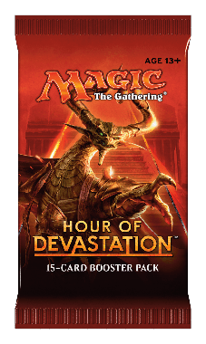 MAGIC BOOSTER X 15 - HOUR OF DEVASTATION