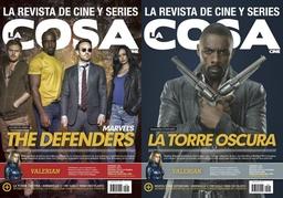 LA COSA # 245 THE DEFENDERS / TORRE OSCURA