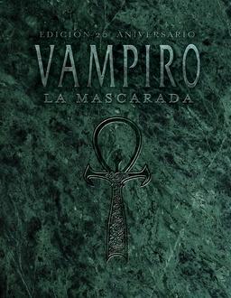 VAMPIRO LA MASCARADA EDICION 20° ANIVERSARIO BOLSILLO