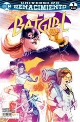 BATGIRL # 01 (2017)