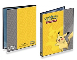 CARPETA UP POKEMON 4 FOLIOS PIKACHU