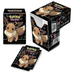DECK BOX UP POKEMON - EEVEE