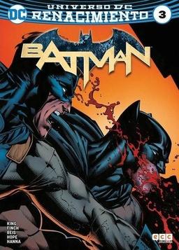 BATMAN # 03 (2017)