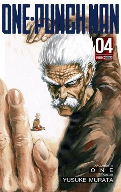 ONE PUNCH MAN # 04
