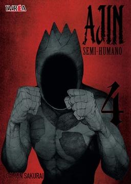 AJIN SEMI-HUMANO # 04