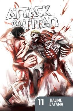 ATTACK ON TITAN # 11