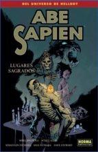 ABE SAPIEN # 05. LUGARES SAGRADOS