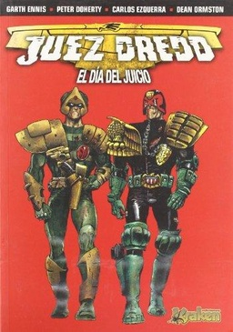JUEZ DREDD: EL DIA DEL JUICIO