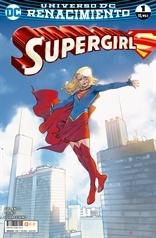 SUPERGIRL #01