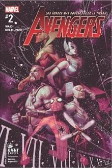 AVENGERS # 02 (2017)