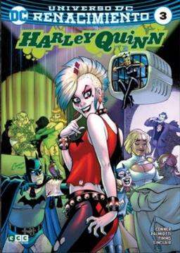 HARLEY QUINN # 03 (2017)