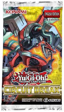 YGO BOOSTER X 9 - CIRCUIT BREAK