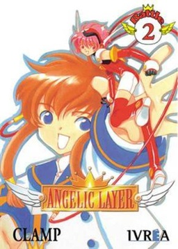 ANGELIC LAYER # 02 DE 05