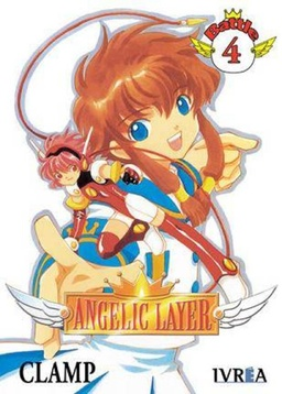 ANGELIC LAYER # 04 DE 05