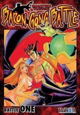 BARON GONG BATTLE # 01 DE 09 (REEDICION)