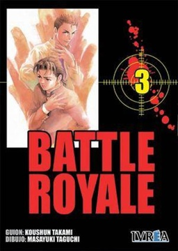 BATTLE ROYALE # 03 DE 15