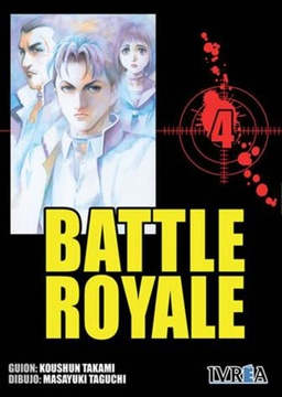 BATTLE ROYALE # 04 DE 15