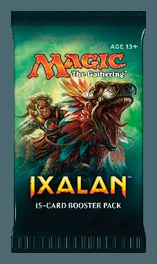 MAGIC BOOSTER X 15 - IXALAN