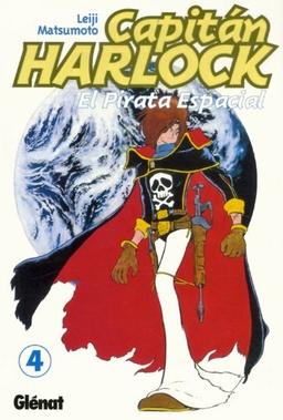 CAPITAN  HARLOCK # 04