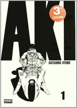 AKIRA # 01