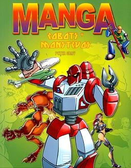 MANGA ROBOTS Y MONSTUOS