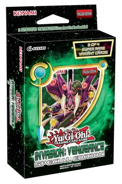 YGO SPECIAL EDITION - INVASION VENGEANCE