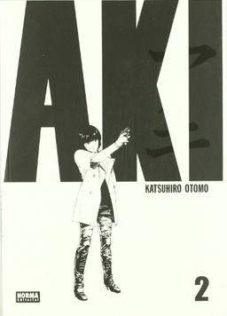 AKIRA # 02