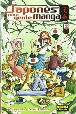 JAPONES PARA GENTE MANGA # 02