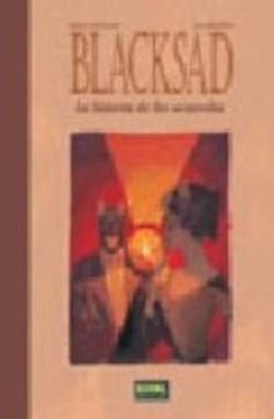 BLACKSAD LA HISTORIA DE LAS ACUARELAS