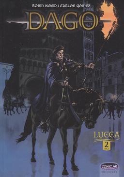 DAGO LUCCA # 01 DE 02