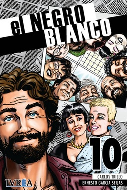 EL NEGRO BLANCO # 10 DE 10