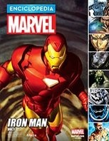 ENCICLOPEDIA MARVEL 2017 # 03 THE IRON MAN
