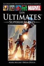 COLECC. DEF. MARVEL # 16 - (33) LOS ULTIMATE SUPERHUMANOS