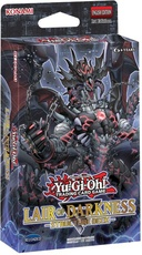YUGIOH MAZO - STRUCTURE DECK LAIR OF DARKNESS
