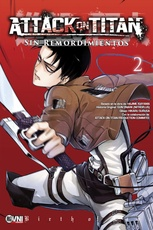 ATTACK ON TITAN: SIN REMORDIMIENTOS # 02