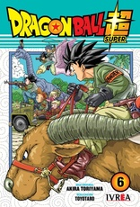 DRAGON BALL SUPER # 06