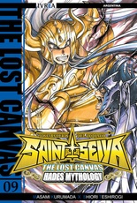 THE LOST CANVAS # 09 SAINT SEIYA