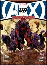 AVENGERS VS X MEN - CONSECUENCIAS # 04