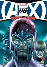 AVENGERS VS X MEN - CONSECUENCIAS # 05 (FINAL)