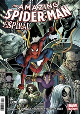 AMAZING SPIDERMAN # 06 ESPIRAL