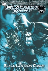 BLACKEST NIGHT: BLACK LANTERN CORPS VOL 1