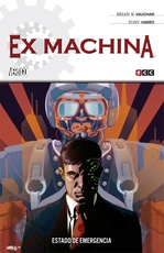 EX MACHINA # 01 (DE 10): ESTADO DE EMERGENCIA