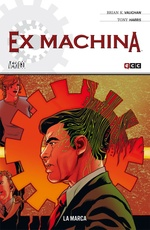 EX MACHINA # 02 (DE 10): LA MARCA