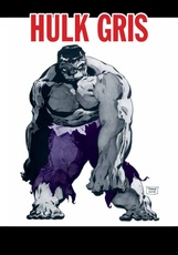 IMPRESCINDIBLES MARVEL # 05 HULK GRIS