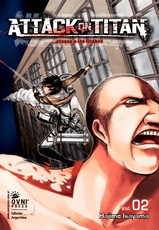 ATTACK ON TITAN # 02