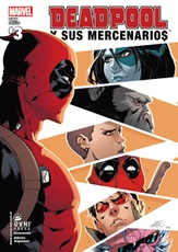 DEADPOOL Y SUS MERCENARIOS # 03
