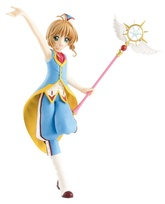FIGURA SAKURA CARD CAPTOR - CLEAR CARD SAKURA