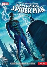 AMAZING SPIDERMAN TOMO # 04 - RUMBO A REGRESO A LA VIDA